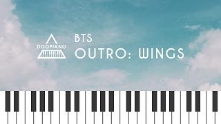 방탄소년단 (BTS) - Outro: Wings Piano Cover