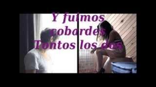 Paty Cantú Se Desintegra El Amor (feat. Benny Ibarra) Letra
