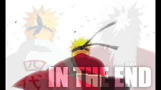 [AMV] Naruto & Jiraiya - In The End | REMIX