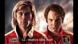 Soundtrack Rush. Hans Zimmer. 12.- Watkins Glen.
