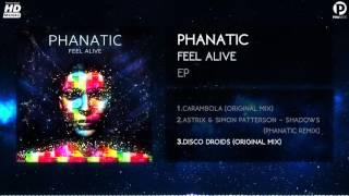 Phanatic - Disco Droids \ HOMmega Productions [Teaser]