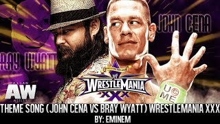 John Cena vs Bray Wyatt Theme Song Legacy WWE Wrestlemania XXX
