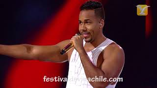 Romeo Santos - Necio - Festival de Viña del Mar 2015 HD