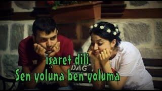 İşaret dili Ebru Gündeş - Sen Yoluna | Mevlüt & Sevil | Sign language song