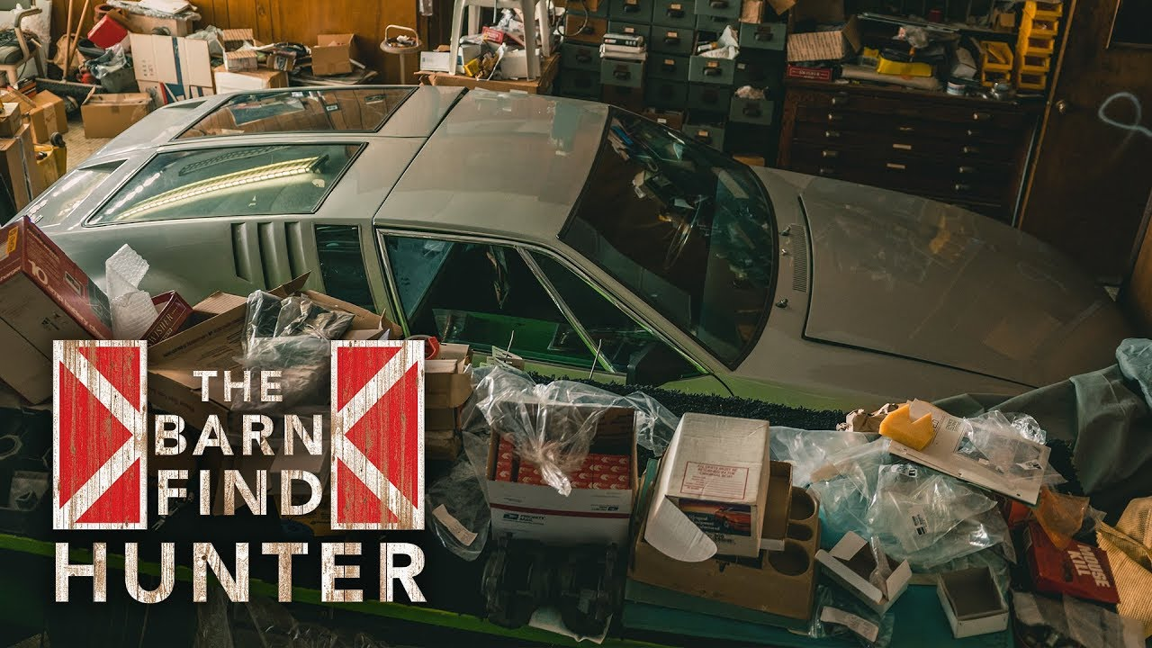 Barn Find Hunter: Eclectic British, American, Italian barn finds unearthed at Buick dealer