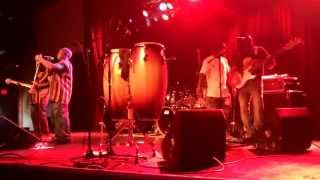 Sierra Leone live at The Orange Peel!