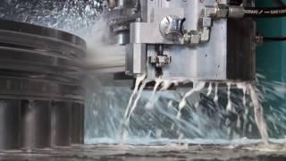 Elb-Schliff Werkzeugmaschinen GmbH - gantryLine RT30