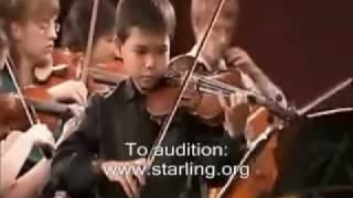 Δωδεκάχρονο παιδί-θαύμα στο βιολί