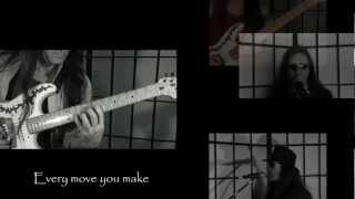 Police - Every Breath You Take / My Cover ( With Lyrics )