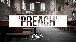 'Preach' Piano Trap Bouncy Hard 808 Hip Hop Instrumental Rap Beat | Chuki Beats