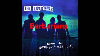 The Libertines - Barbarians (new song @ T in the Park 2015)