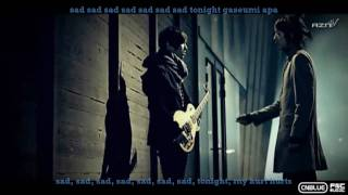 C.N Blue - I'm A Loner MV (Korean + English Subs)