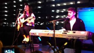 Karmin - I Need A Doctor - Eminem feat. Dr. Dre, Skylar Grey (Cover) - LIVE in Nashville