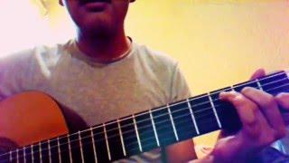 Cover Joaquín Sabina y Alejandro Sanz Princesa (Guitarra)