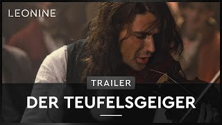 Der Teufelsgeiger mit David Garret - Trailer (deutsch/german)