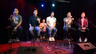 Midnight Red - End Of The Road(Boys II Men COVER) - iHeartRadio Sky Lounge - Portland, OR 10.6.13