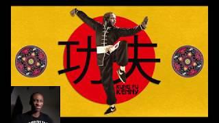 Azerrz: If Kendrick Lamar was a Kung Fu Teacher! (Parody) REACTION!!!