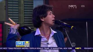 Indische Party - Serigala - Live at Indonesia Morning Show