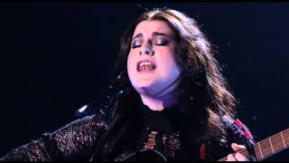 The Voice Australia: Karise Eden (@kariseeden) sings Hallelujah