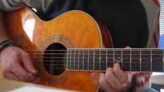 MetallicA - Nothing else matters Solo (acoustic)