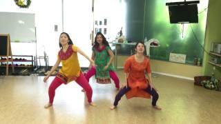 Aashiq Surrender Hua | Badrinath Ki Dulhania | Monika Class | Love Indian Dance School | Tokyo Japan