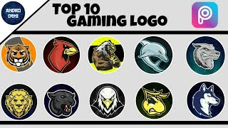 Top 10 Gaming Logo Templates Without Text | No Text Gaming Logo Template | AndroDeni