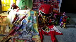 A tribute to Mighty Morphin Power Rangers for their 25th anniversary that is coming up