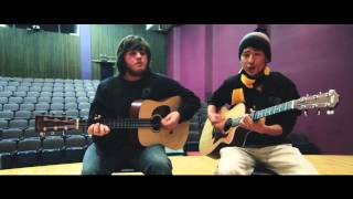 Where Are You Now: Mumford & Sons (Acoustic Cover)