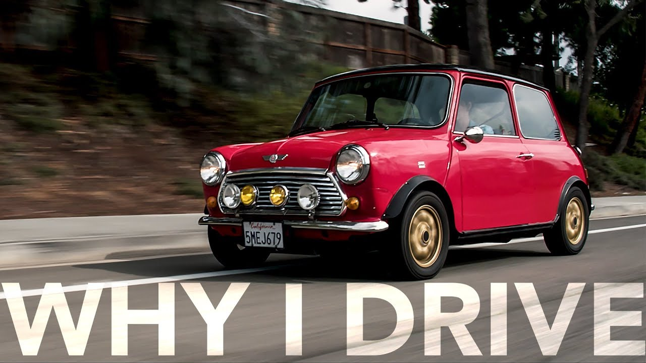 More fun than fast: Jennilee's 1973 Mini Cooper | Why I Drive – Ep. 4