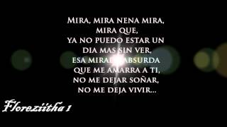 Mira Nena (letra)- Tinto