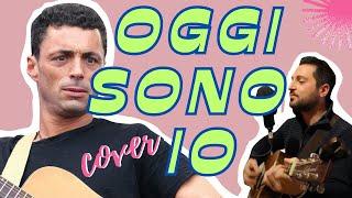 """""""Oggi sono io"""" A.Britti, cover Andrea Guardiani (mentina)"""