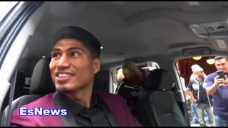 Adrien Broner vs Mikey Garcia On Tonight is Fight Night Who You gotEsNews Boxing