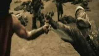 300 Music Video - Disturbed - Ten Thousand Fists
