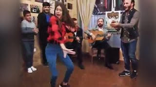💃 Zaira bailando por Bulerias 2016 💃 - FLAMENCO LACHÓ