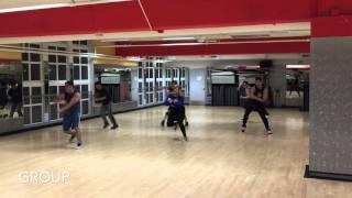 Kehlani - Fwu (week 1 choreo) 03.03.15