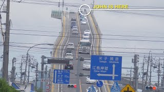 Japan's Most Terrifying Bridge: Eshima Ohashi ★ ONLY in JAPAN #33 width=