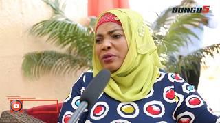 Sakina Lyoka awatolea povu waimbaji wa Taarabu. width=