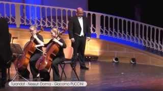 Serge Bosch | Nessun Dorma - Giacomo PUCCINI | Live 2012
