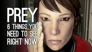 Prey Gameplay: 6 Things You Need to See Right Now in New Prey Gameplay