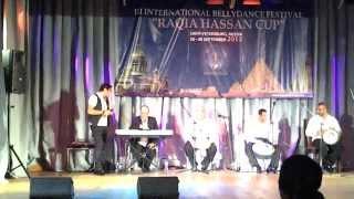 Власова Серафима, классика импровизация Esmaouni, 5 место.
