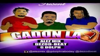 GADON LAPONYET  -GDolph Feat Alez Mix & Dezod Beat RABODAY