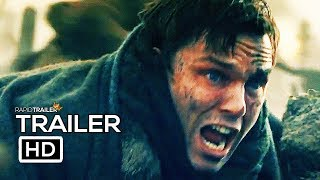 TOLKIEN Official Trailer #2 (2019) Nicholas Hoult, Lord Of The Rings Movie HD