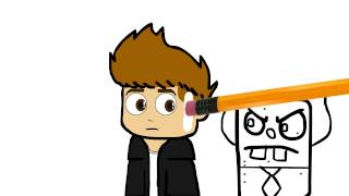 "Skrillex and Justin Bieber -""Where Are U Now"" (CARTOON PARODY)"