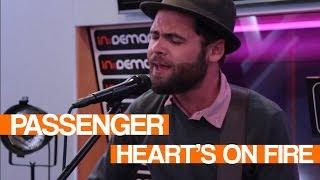 Passenger - Heart's on Fire - Live Session