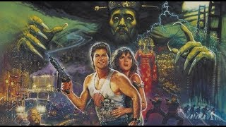 Big Trouble in Little China (1986) Music Video