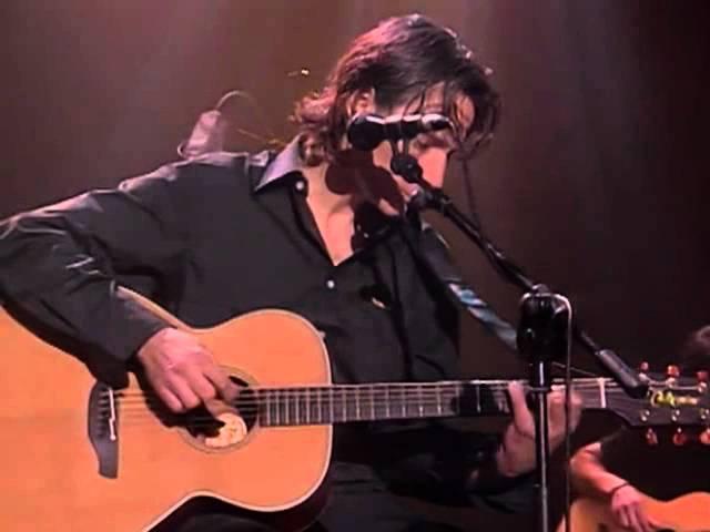 Video de Antonio Vega en directo - Se dejaba llevar