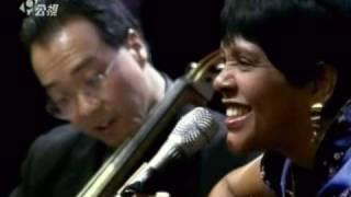 10.- Aguas de Marco (Jobim) Yo-Yo Ma's Brazil, LIve Concert