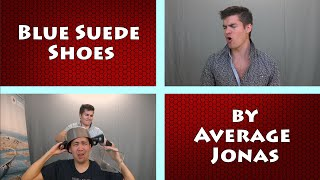 Elvis Presley - Blue Suede Shoes | Average Jonas