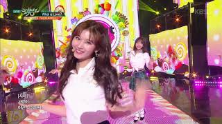 뮤직뱅크 Music Bank - What is Love? - TWICE(트와이스).20180427