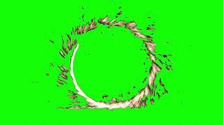 Green Screen Doctor Strange like Portal effect 2